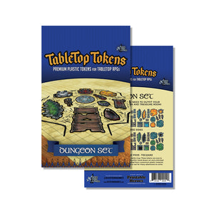 Tabletop Tokens Dungeon Set (Pre-Order)