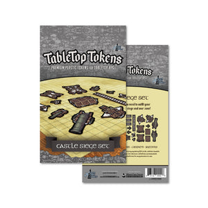 Tabletop Tokens Castle Siege Set