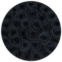 Black Roses That Last A Year - Large Rose Box - Palatial Petals
