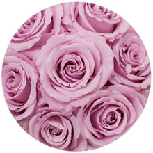 Bridal Pink Roses That Last A Year - Petite Rose Box - Palatial Petals