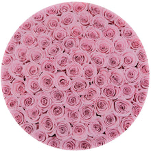 Pink Roses That Last A Year - XL Pink Rose Box - Palatial Petals