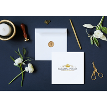 gift message luxury flowers delivery - palatial petals