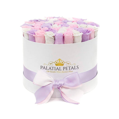 Princess Roses That Last A Year - Grande Rose Box - Palatial Petals