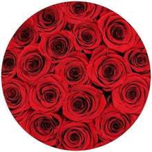 Red Roses That Last A Year - Classic Rose Box - Palatial Petals