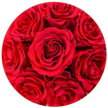 Red Roses That Last A Year - Petite Rose Box - Palatial Petals