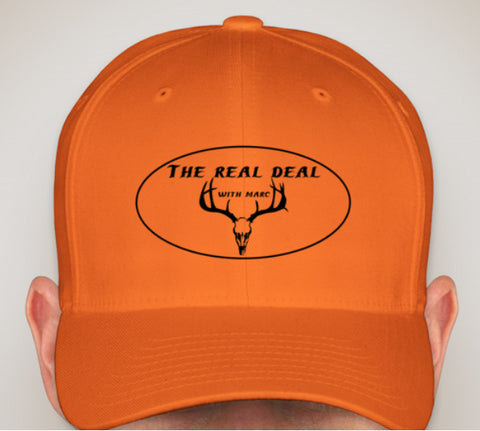 The Real Deal Ball Cap (assorted colours)