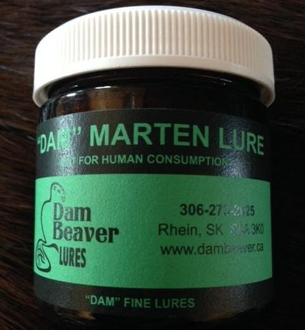 """DAM"" MARTEN LURE 100ml JAR"