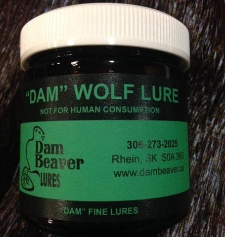 """DAM"" WOLF LURE 100ml JAR"
