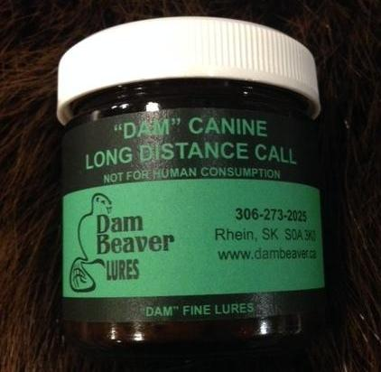"""DAM"" CANINE LONG DISTANCE CALL 100ml JAR"