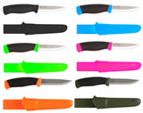 MORA KNIVES (assorted colours)
