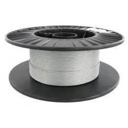 1/8 7x7 SOFT CABLE - 500 FT SPOOL