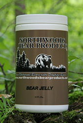 Northwoods Bear Jelly - 32 oz