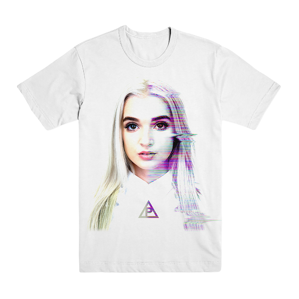 POPPY SCREEN TEE