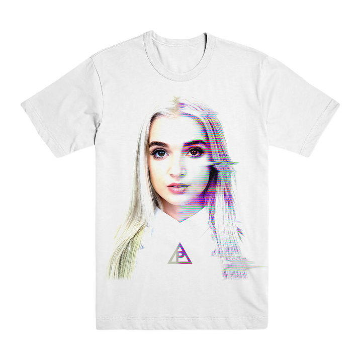 POPPY SCREEN TEE - Poppy