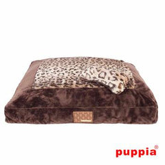 Pumapard Dog Bed by Puppia - Brown