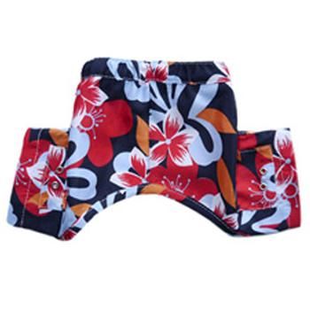 Venice Dog Swim Trunks - Blue