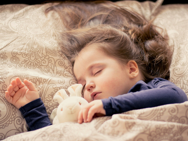 This Easter, make sure your little one sleeps kindly!