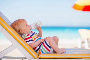 Great tips for travelling with your little bub!