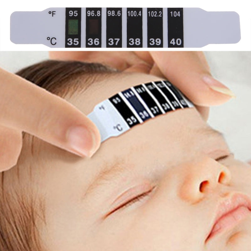 Baby Forehead Strip Head Thermometer