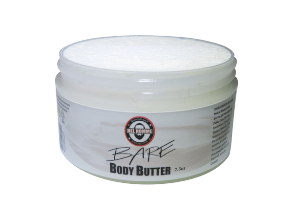 Bare Body Butter - Bel Homme Beard Butter Company