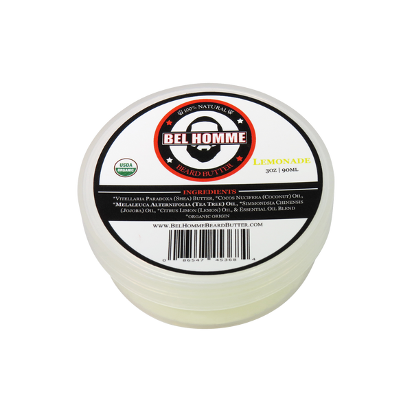 Beard Butter Twin Pack - Bel Homme Beard Butter Company
