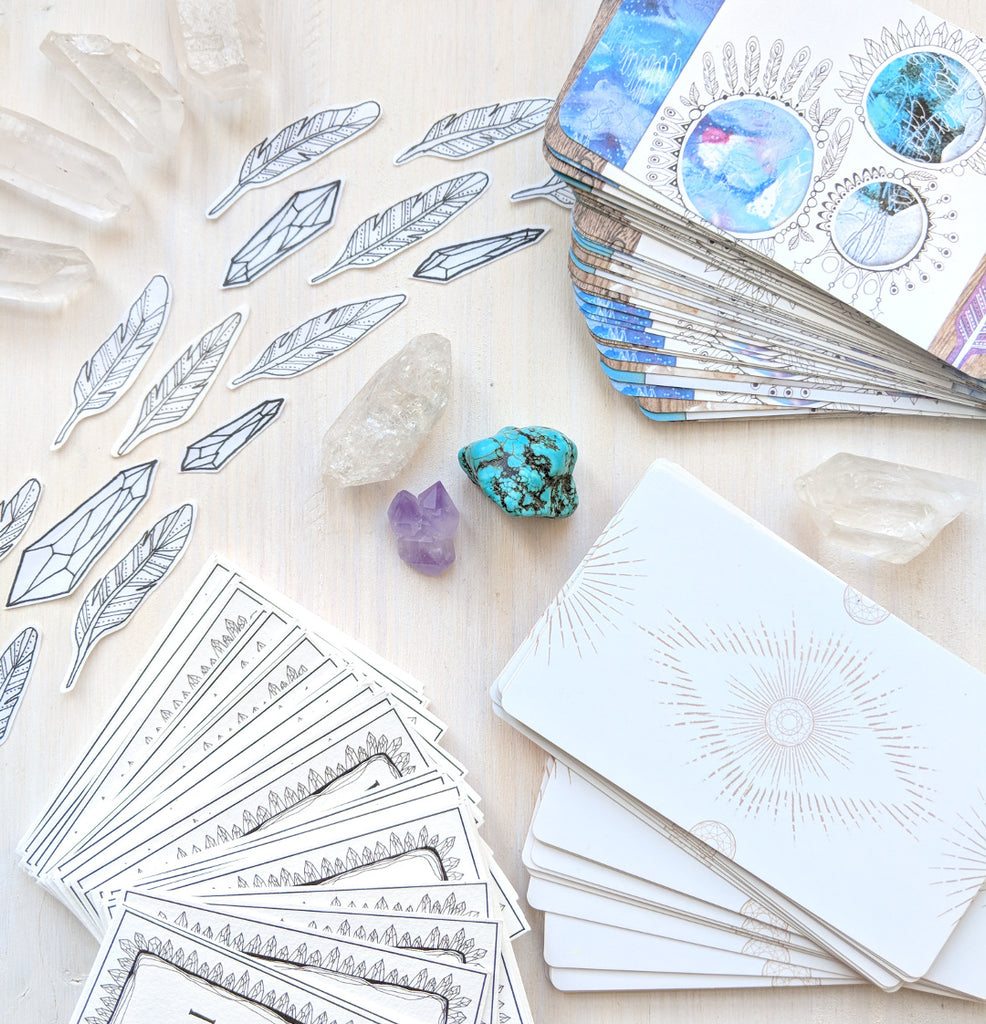 Free Weekly Card Reading- What messages do the cards hold for you this week?