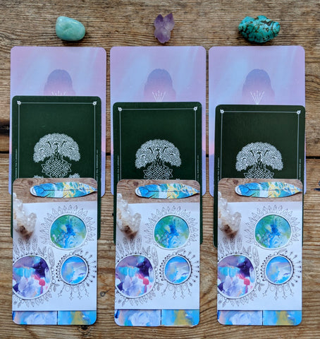 choose your cards surprise card reading sacred wild soul