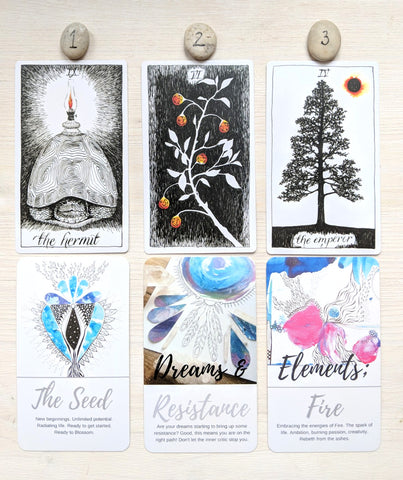The wild unknown tarot card reading for the week ahead