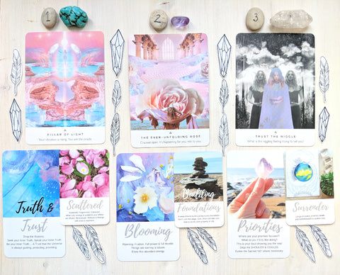 Sacred Wild Soul messages revealed