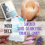 Sacred Soul- Searching Oracle (2017)