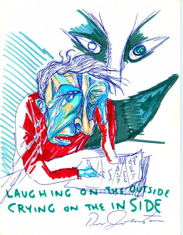 DANIEL JOHNSTON-