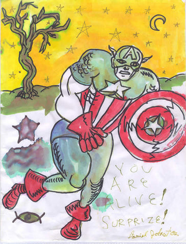 DANIEL JOHNSTON -