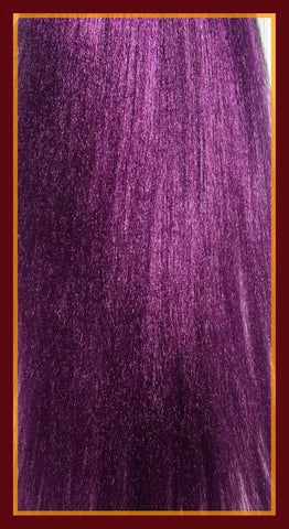 Signature Tail - Dark Purple (Wine)
