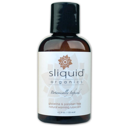 Organics Sensations Lubricant by Sliquid