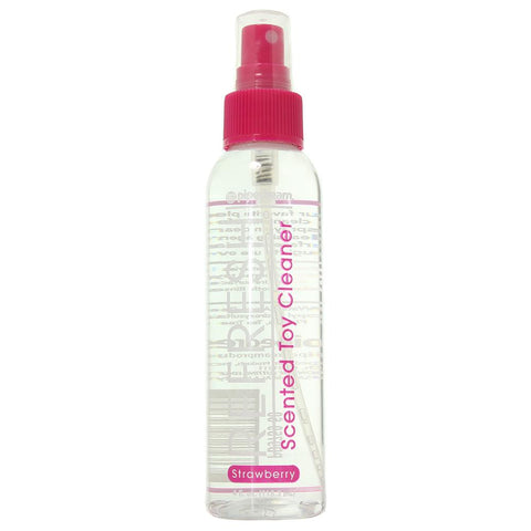 Refresh Strawberry Scented Toy Cleaner by Pipedream