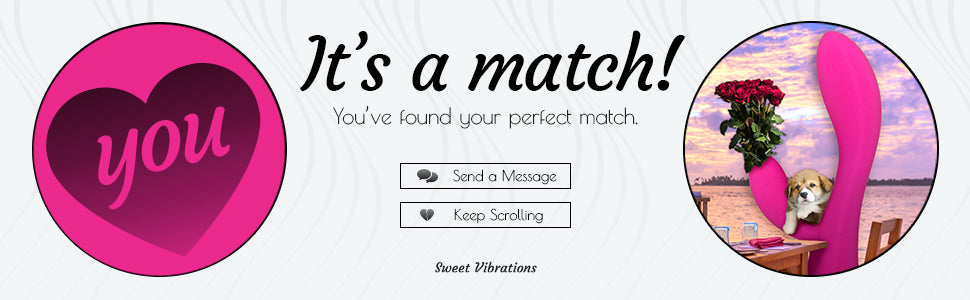 The Perfect Match Sex Toy Rabbit Vibrator