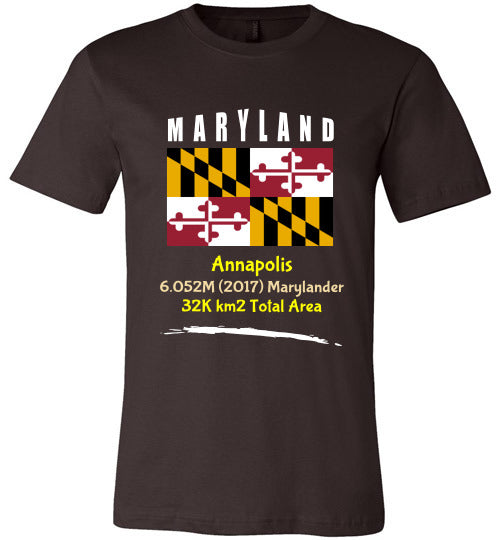 Unisex T-Shirt | Maryland