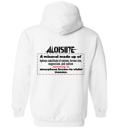T-Shirt Wordings - Educational Word - Aloisiite