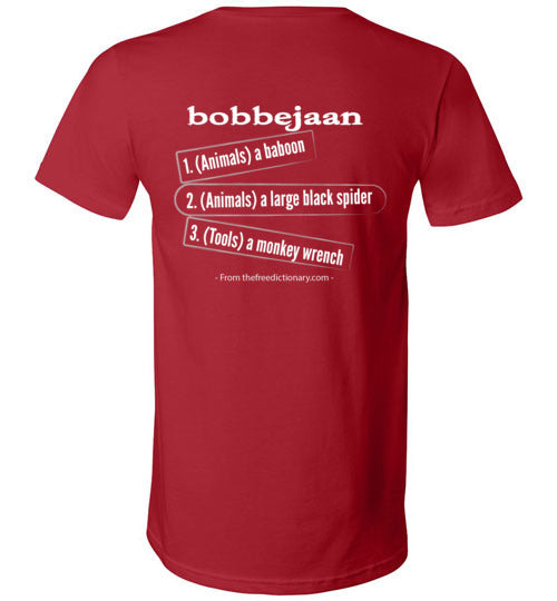 T-Shirt Wordings - Educational Word - Bobbejaan
