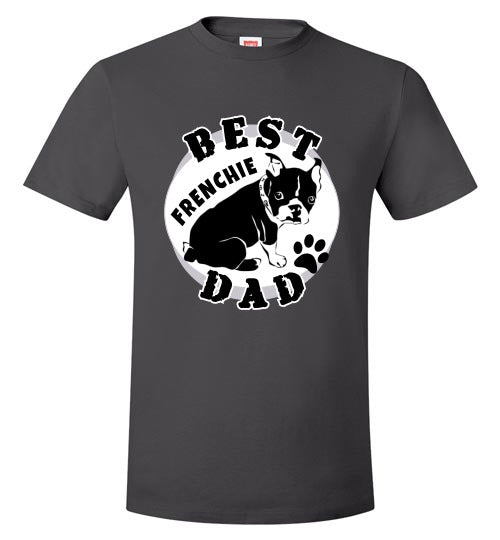 Men T-Shirt | Best Frenchie Dad