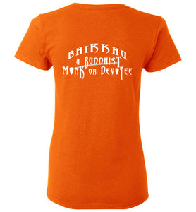 T-Shirt Wordings - Educational Word - Bhikkhu