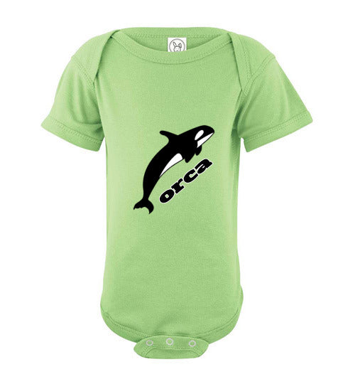 Infant / Baby Bodysuit | Orca
