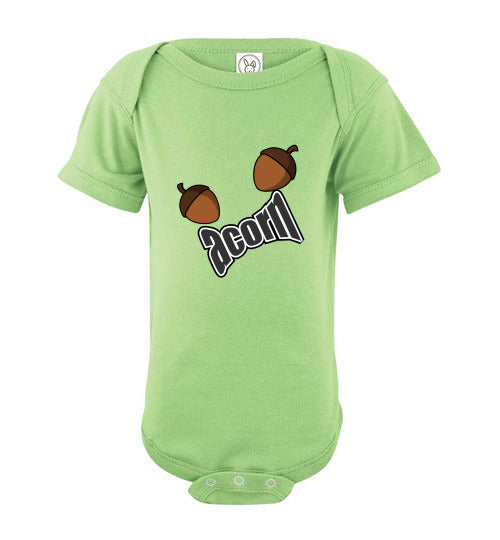 Infant Bodysuit - Acorn