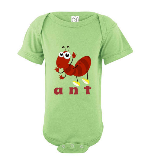 Infant Bodysuit - Ant