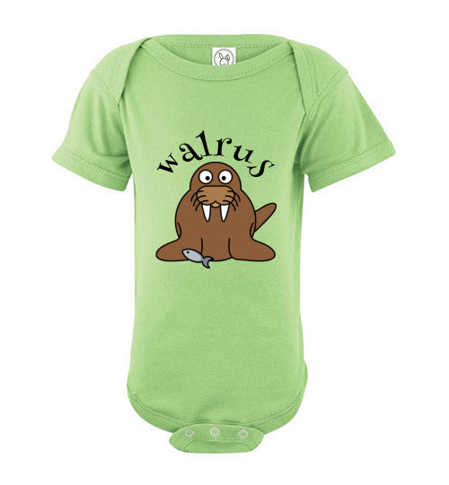 Infant / Baby Bodysuit or Onesie | Walrus