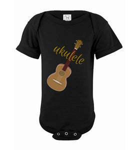 Infant / Baby Bodysuit or Onesie | Ukulele