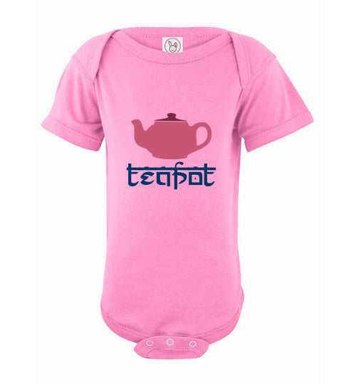 Infant / Baby Onesie | Teapot