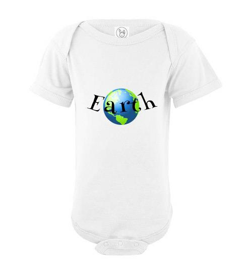 Infant / Baby Bodysuit | Earth