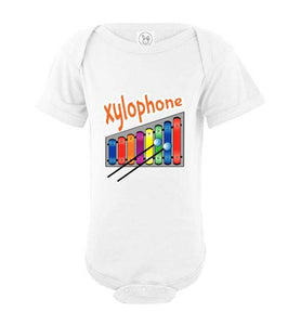 Infant / Baby Bodysuit or Onesie | Xylophone