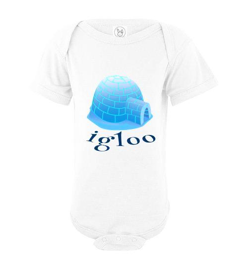 Infant / Baby Bodysuit | Igloo